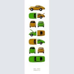 TEK PORSCHE 911 S gr