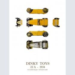 1ère Dinky Toys française - 1st french Dinky Toys