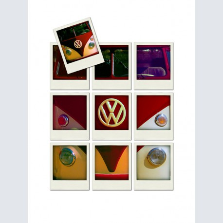VW Kombi pola