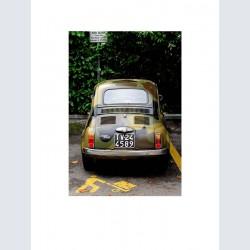 Fiat 500 army