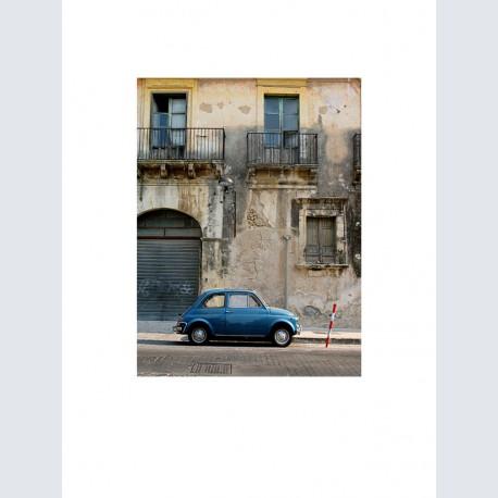 Fiat 500 Sicile