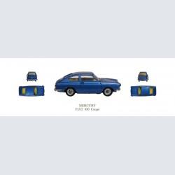 Mercury FIAT 850 Coupé