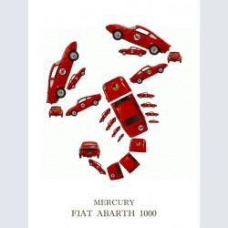 Mercury FIAT ABARTH 1000 v