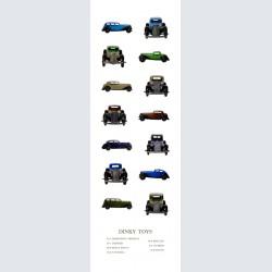 Dinky Toys Serie 30-36 v