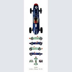 Solido LOLA Climax V8 F1