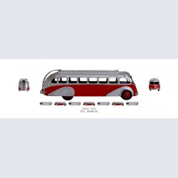 Dinky Toys ISOBLOC