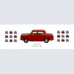 Dinky Toys SIMCA 1000