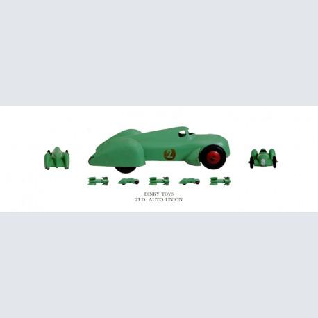 Dinky Toys AUTO UNION hor