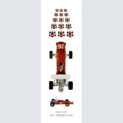 Dinky Toys FERRARI 312