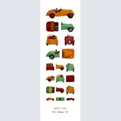 Dinky Toys MG Midget TF