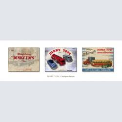 Dinky Toys catalogues français