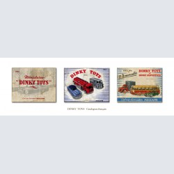 Dinky Toys French catalogs