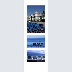 Chaise Bleue tri 03 V