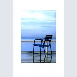 Chaise Bleue V 001