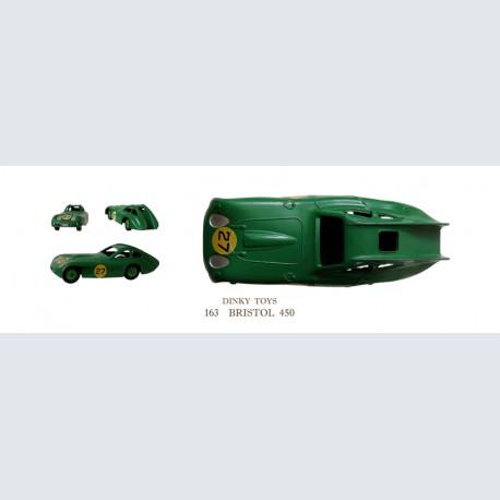 Dinky Toys BRISTOL 450
