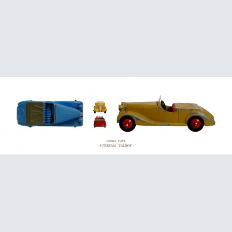 Dinky Toys SUNBEAM-TALBOT