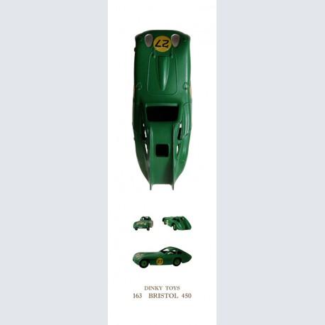 Dinky Toys BRISTOL 450 V