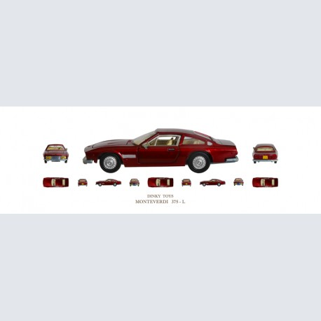 Dinky Toys MONTEVERDI 375-L
