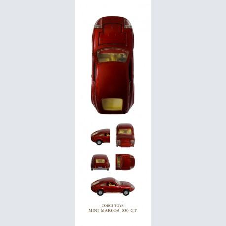 Corgi Toys MINI MARCOS 850 GT