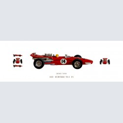 Dinky Toys SURTEES TS 5
