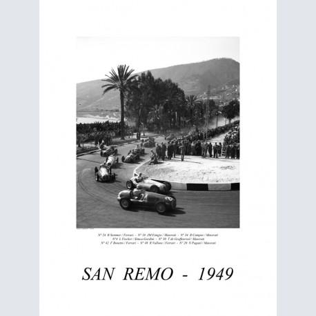 San Remo Gd Prix 1949 V