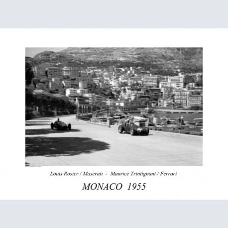 mc 1955 02 Rosier/Maserati - Trintignant/Ferrari