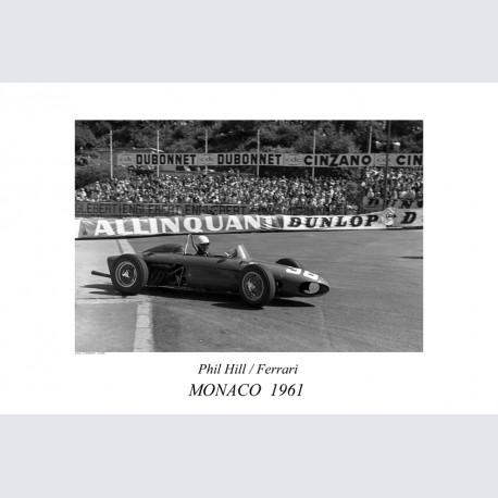 mc 1961 Phil Hill / Ferrari