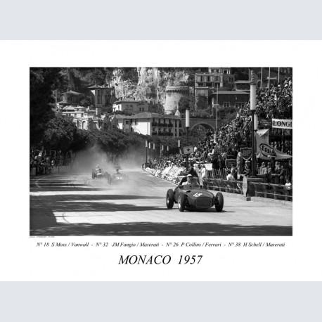 mc 1957 S Moss / Vanwall