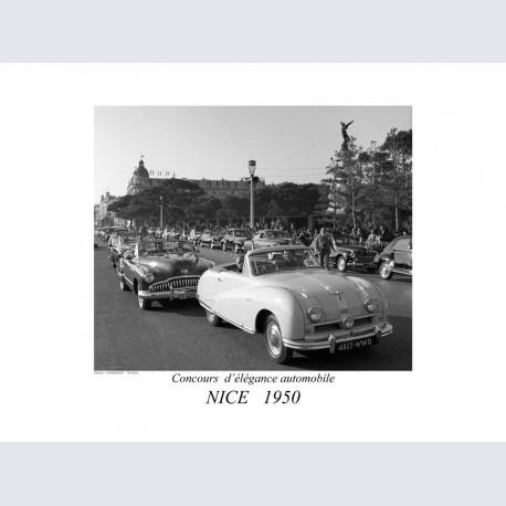 Nice 1950 elegance
