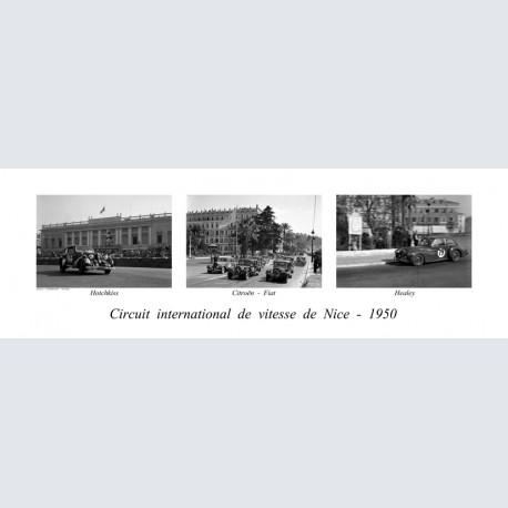 nice 1950 circuit vitesse Trip