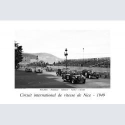 Nice 1949 circuit vitesse