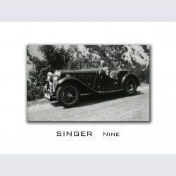 Singer Nine