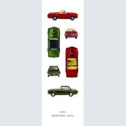 JOAL Mercedes 230 SL