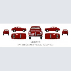 MER ALFA ROMEO Giulietta Sprint