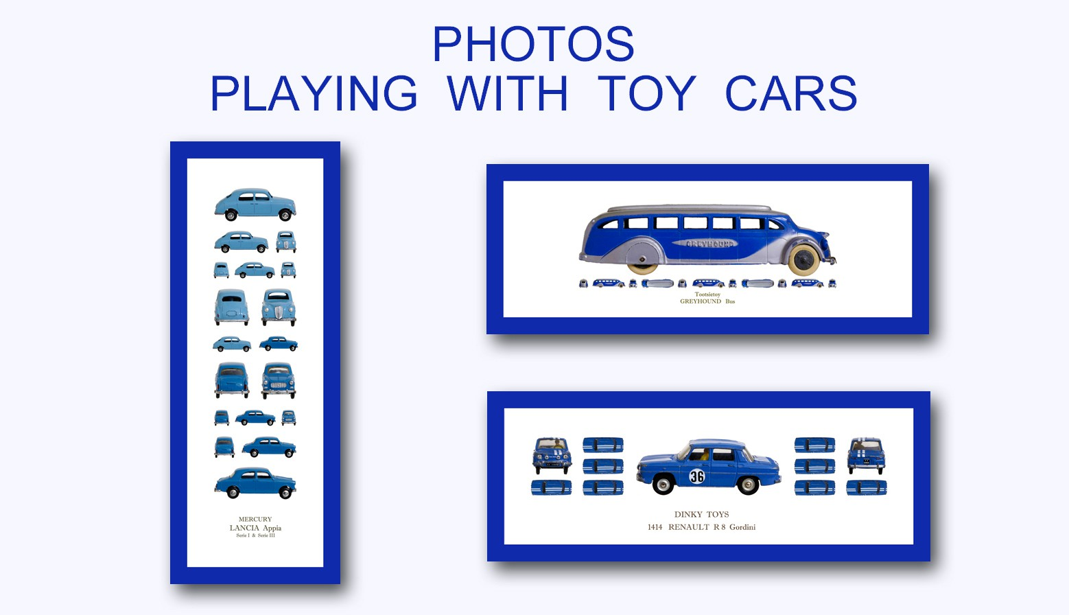 toy cars bleu