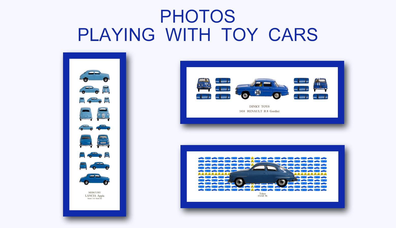 toy cars bleu